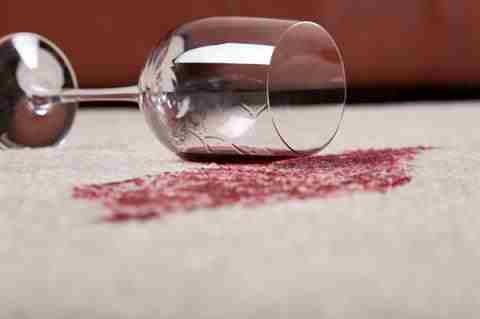 Vine Stain On Carpet